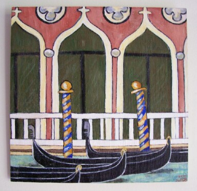 AOTS - A Venetian Square - SOLD